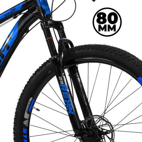 Imagem de Bicicleta GTS Aro 29 Freio a Disco Câmbio Gtsm1 TSI 21 Marchas e Amortecedor  GTS M1 Ride New TSI