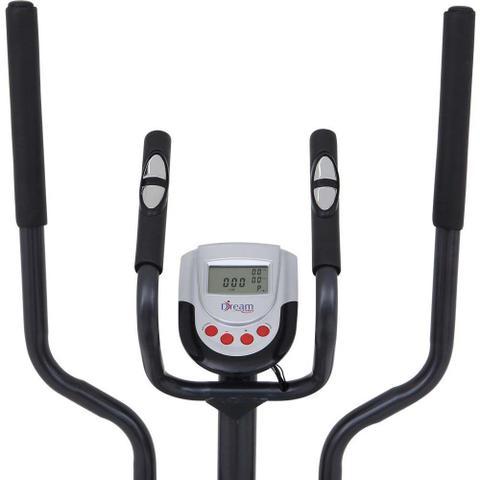 Imagem de Bicicleta horizontal + elíptico mag 5000D Dream Fitness