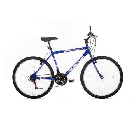 Imagem de Bicicleta Houston Foxer Hammer 21V Aro 26 Azul FX26H10