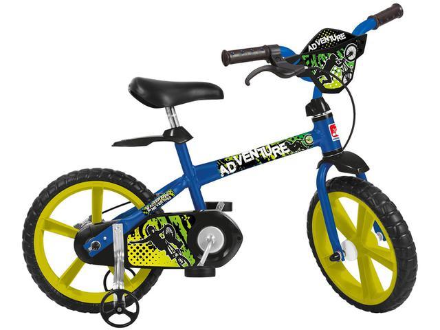 Imagem de Bicicleta Infantil Adventure Aro 14