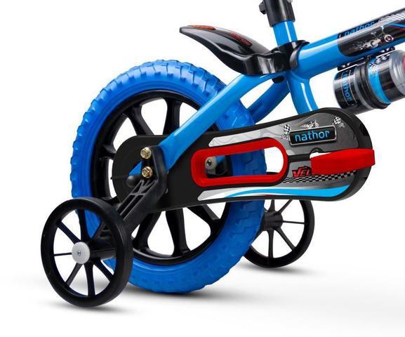 Imagem de Bicicleta Infantil Aro 12 Veloz - Nathor