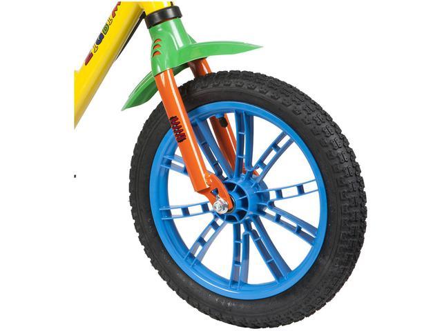 Imagem de Bicicleta Infantil Aro 14 Caloi Zigbim