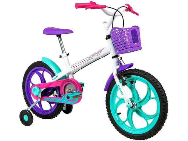 "Imagem de Bicicleta Infantil Aro 16"" Caloi Ceci 1 Marcha"