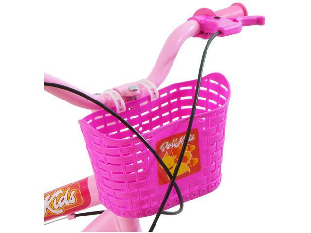 Imagem de Bicicleta Infantil Aro 16 Polimet Polikids