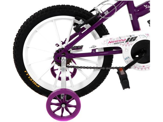 Imagem de Bicicleta Infantil Aro 16 South Bike Nininha