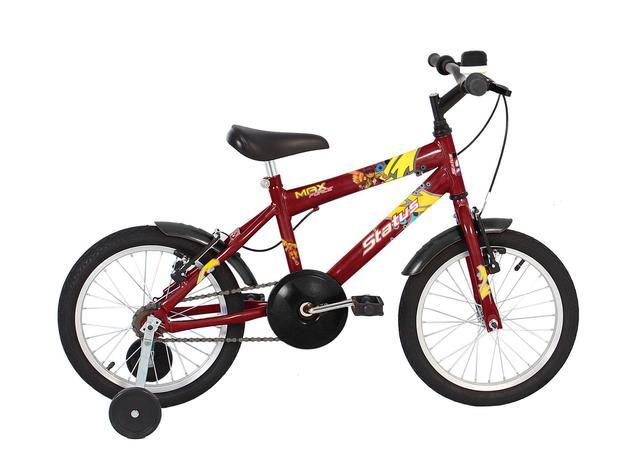 Imagem de Bicicleta Infantil Aro 16 Status Max Force