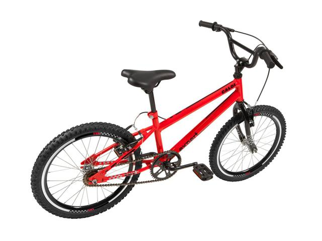 Imagem de Bicicleta Infantil Aro 20 Caloi Expert Vermelho