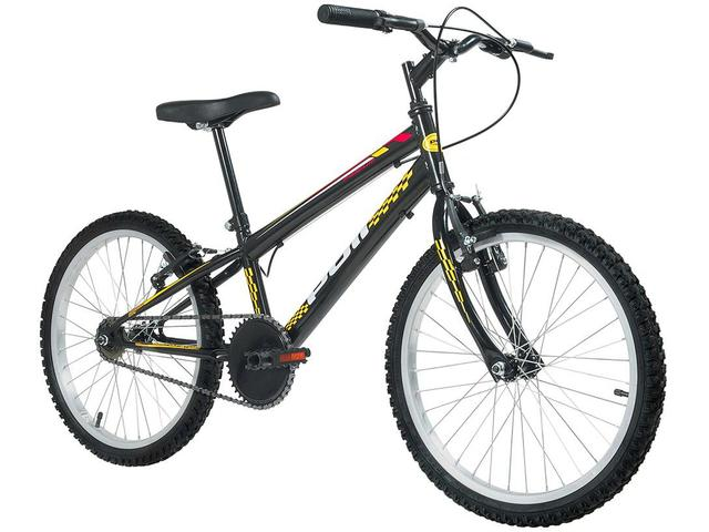 Imagem de Bicicleta Infantil Aro 20 Polimet 7130 1 Marcha