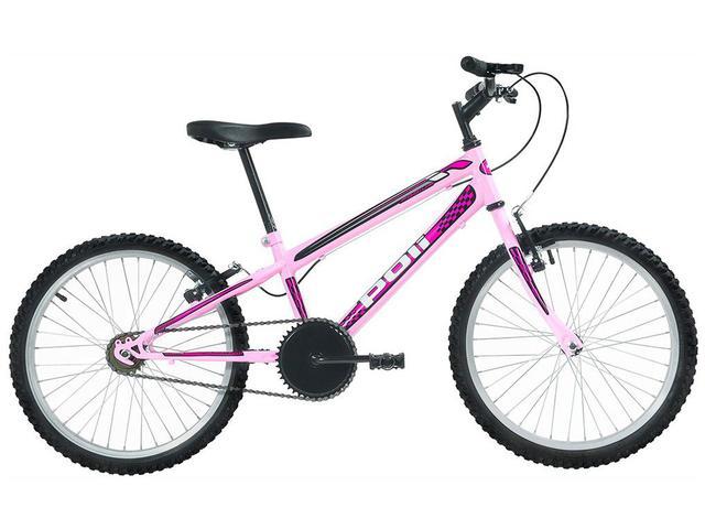 Imagem de Bicicleta Infantil Aro 20 Polimet 7139 1 Marcha