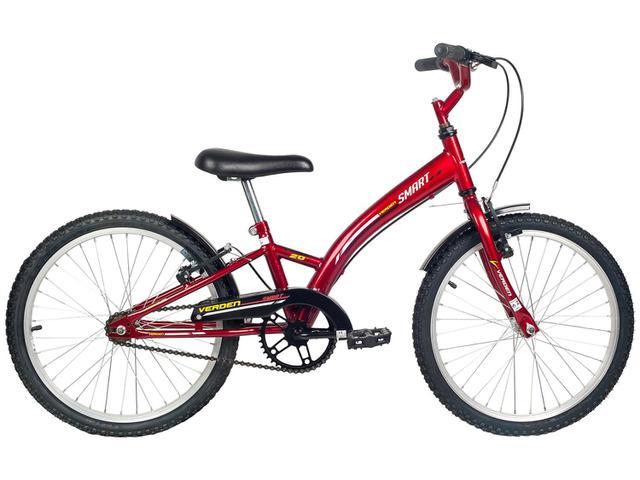 Imagem de Bicicleta Infantil Aro 20 Verden Smart