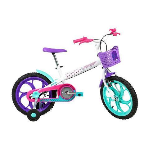 Imagem de Bicicleta Infantil Caloi Ceci Aro 16