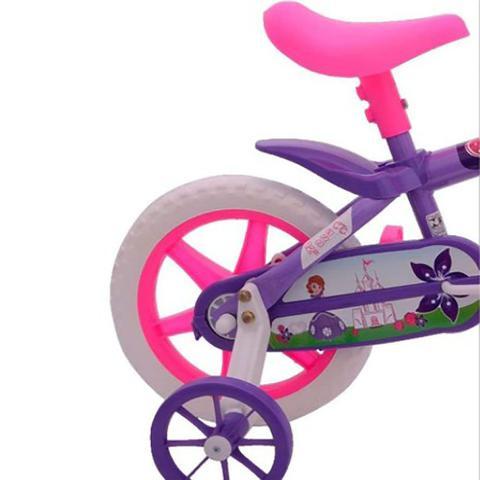 Imagem de Bicicleta Infantil Feminina Cairu Aro 12