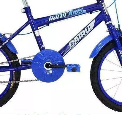 Imagem de Bicicleta Infantil Masculina Aro 16 - Azul - Cairu