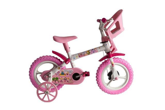 Imagem de Bicicleta Infantil Princesinhas Aro 12 - Styll Kids