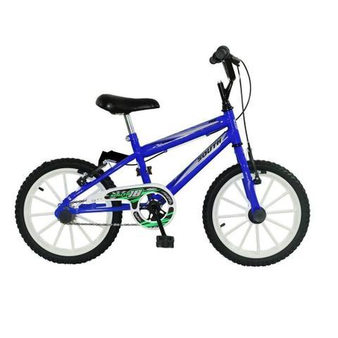 Imagem de Bicicleta Infantil SOUTH BIKE Aro 16 Masculina