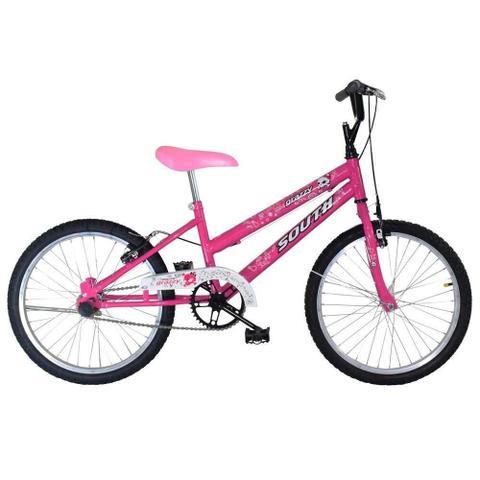 Imagem de Bicicleta Infantil SOUTH BIKE Rosa Aro 20 Feminina