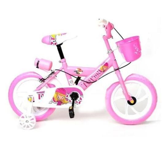 Imagem de Bicicleta Infantil Turma Aro 14
