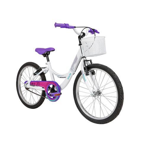 Imagem de Bicicleta Infanto Juvenil Caloi Ceci Aro 20 - Quadro Aço