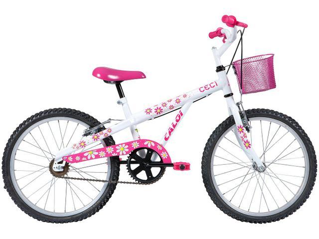 Imagem de Bicicleta Infatil Aro 20 Caloi Ceci