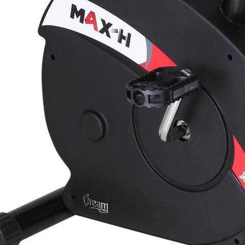 Imagem de Bicicleta Magnética Horizontal Ergométrica Max H Dream