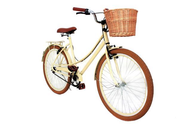 Imagem de Bicicleta Milla vintage retro modelo antigo aro 26