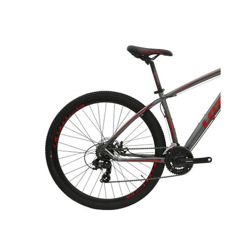 Imagem de Bicicleta MTB Alúminio Cairu Lotus Aro 29 21 Marchas Shimano Freio à Disco Quadro 17.5