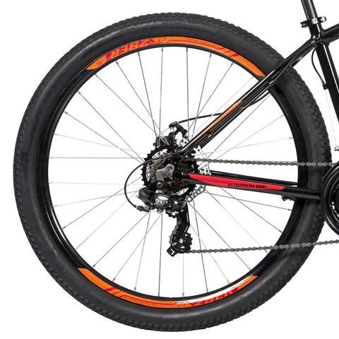 Imagem de Bicicleta MTB Aro 29 Caloi Vulcan 21 Marchas Freio A Disco Preta