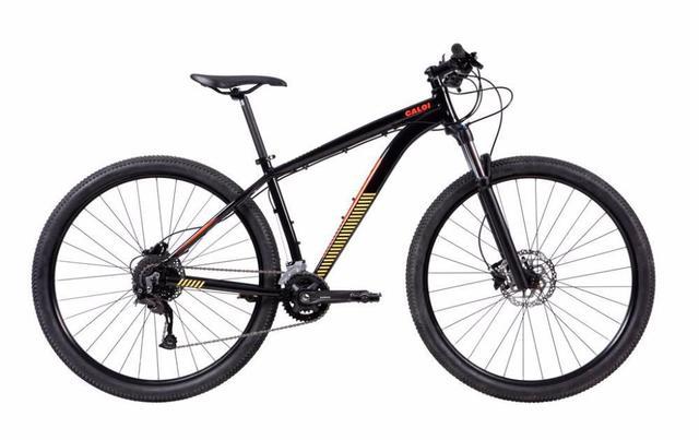 Imagem de Bicicleta Mtb Caloi Moab Aro 29 - 2021 - Shimano - Quadro 19