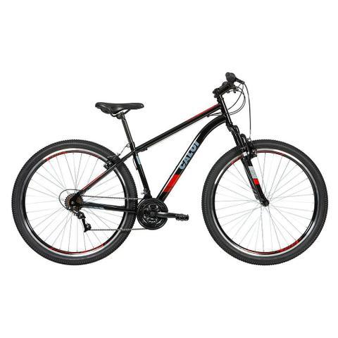 Bicicleta Caloi Two Niner Aro 29 Susp. Dianteira 21 Marchas - Preto