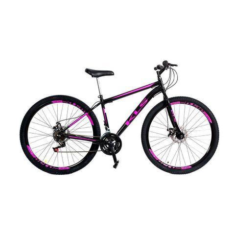Imagem de Bicicleta MTB KLS Sport Gold Aro 29 Freio Disco 21 Marchas