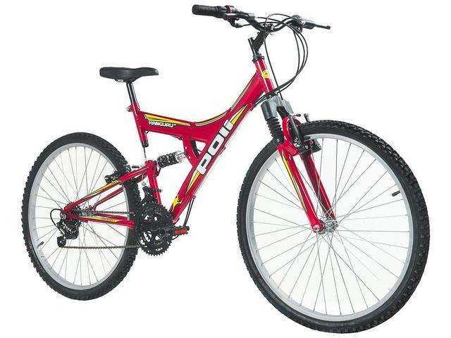 Imagem de Bicicleta Polimet Kanguru Aro 26