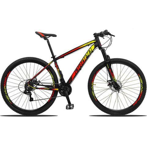 Imagem de Bicicleta Quadro 17 Aro 29 Alumínio 21 Marchas Freio a Disco Z3 - Dropp