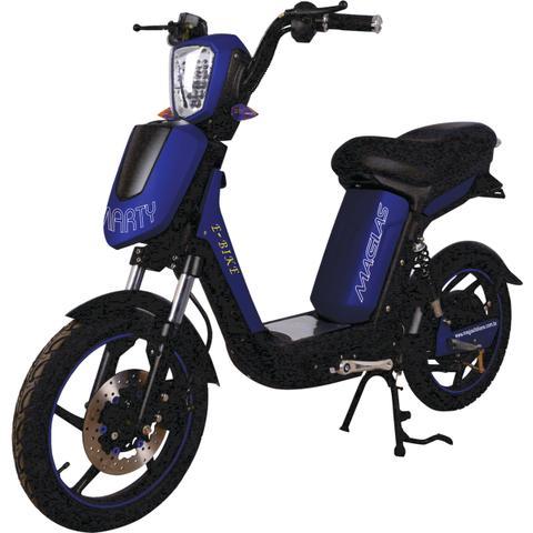 Imagem de Bicicleta Scooter Elétrico Modelo SMARTY Cor Azul