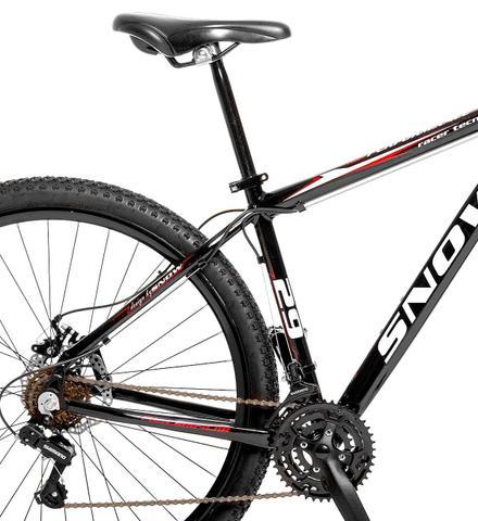 Imagem de Bicicleta Snow MTB Aro 29 Kit Shimano 21 Marchas Susp. Dianteira e Freios a Disco - 429.11D