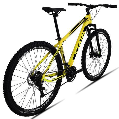 Imagem de Bicicleta South Stark 2021 - Aro 29 - 21 Marchas - Freios a Disco - Suspensão Dianteira