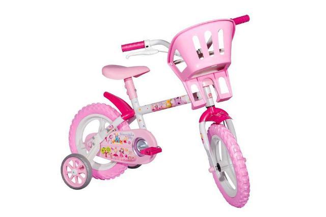 Imagem de Bicicleta, Styll Baby, Rosa, Aro 12