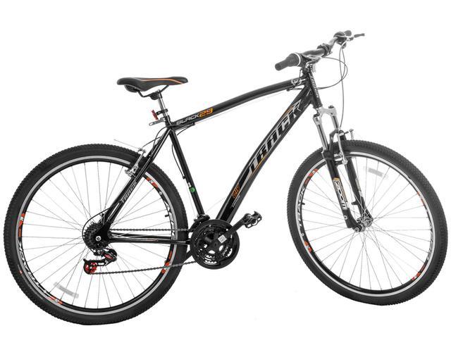 43075178d Bicicleta Track Bikes Black Aro 29 21 Marchas - Freio V-Brake ...