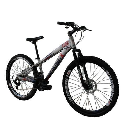 Imagem de Bicicleta Tuff25 Freeride Aro 26 Cambios Shimano PT Viking X