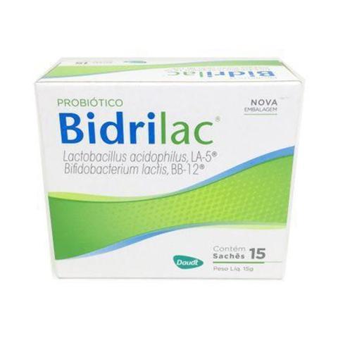 Imagem de Bidrilac Probioticos 15 saches - Daudt