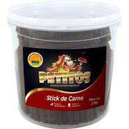 Imagem de Bifinho Palito 2,5kg De Carne Stick Petitos Petisco Caes