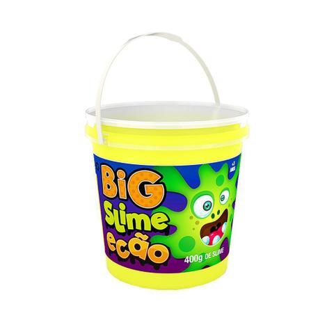 Imagem de Big Slime Ecão 400g - Amarelo Neon - DTC