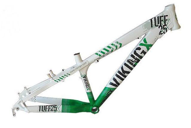 Imagem de Bike 26 Freeride Vikingx Tuff 21v Imp/Shimano Freio Disco