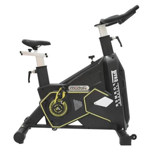 Imagem de Bike spinning transformers profissional flywhell 22 kg ate 150kg bicicleta ergometrica