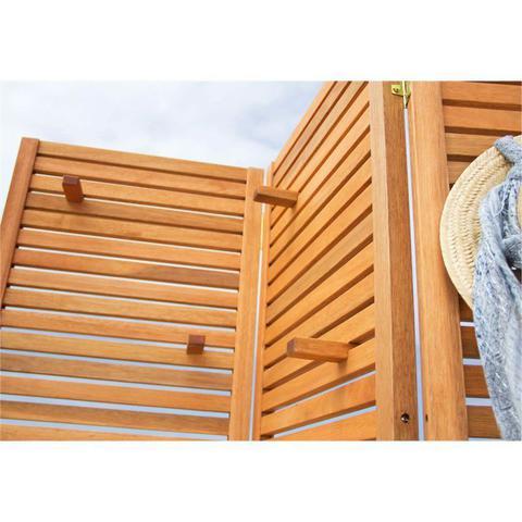 Imagem de Biombo Dominoes de Madeira - Mão  Formão