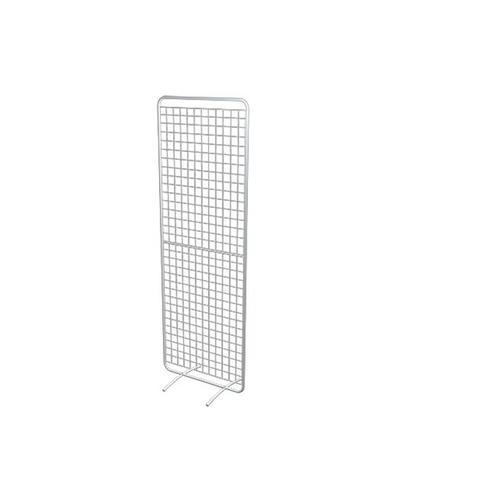 Imagem de Biombo Simples  1,79 x 0,63 m -   Desmontável Branco - Cód.  8632