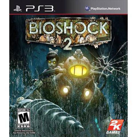 Jogo Bioshock 2 - Playstation 3 - 2k Games
