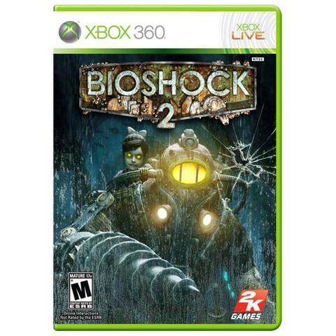 Jogo Bioshock 2 - Xbox 360 - 2k Games
