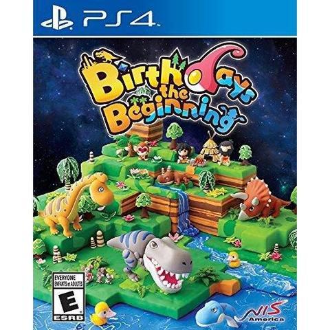 Jogo Birthdays The Beginning - Playstation 4 - Nis America