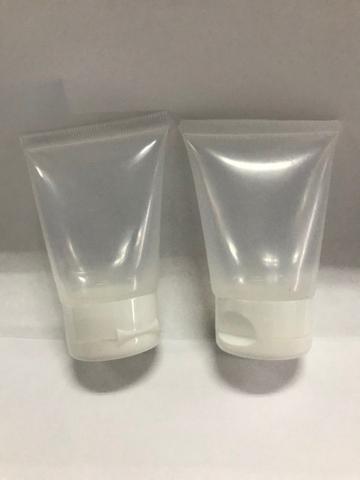 Imagem de Bisnaga para Lembrancinha Hidratante e Álcool gel 40 ml 100 unid
