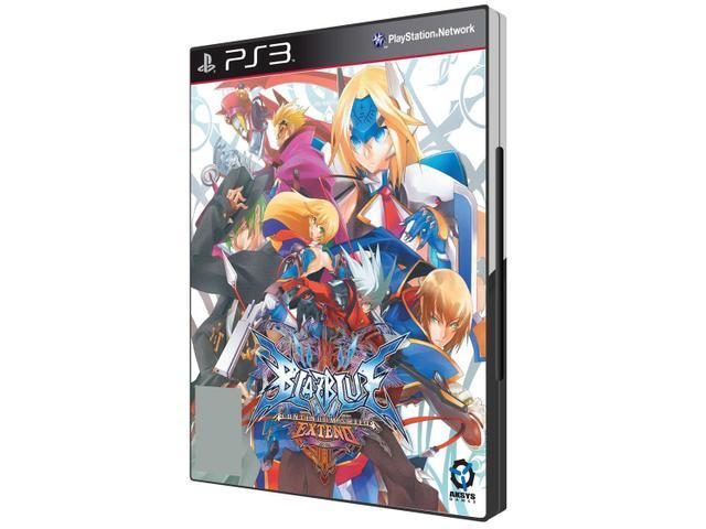 Imagem de Blazblue Continuum Shift Extend para PS3